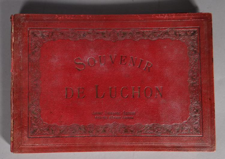 Collection Book - Souvenir de Luchon -
