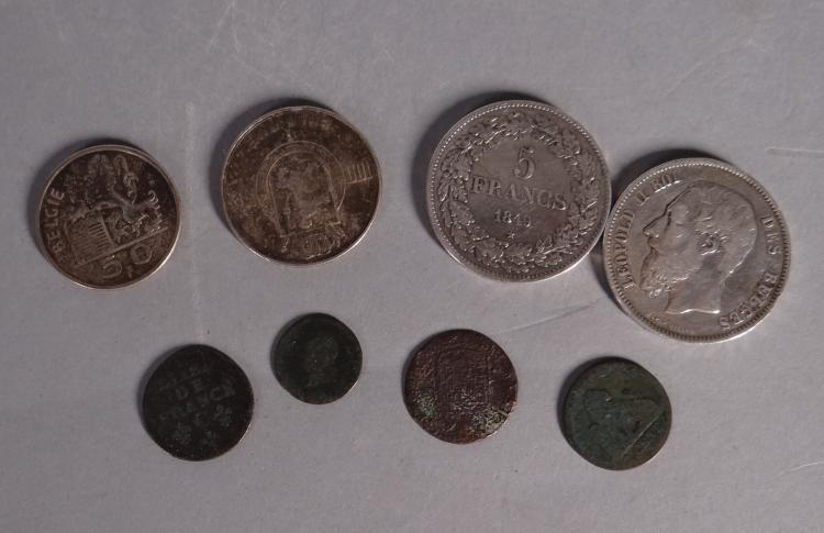 Collection Lot Coins