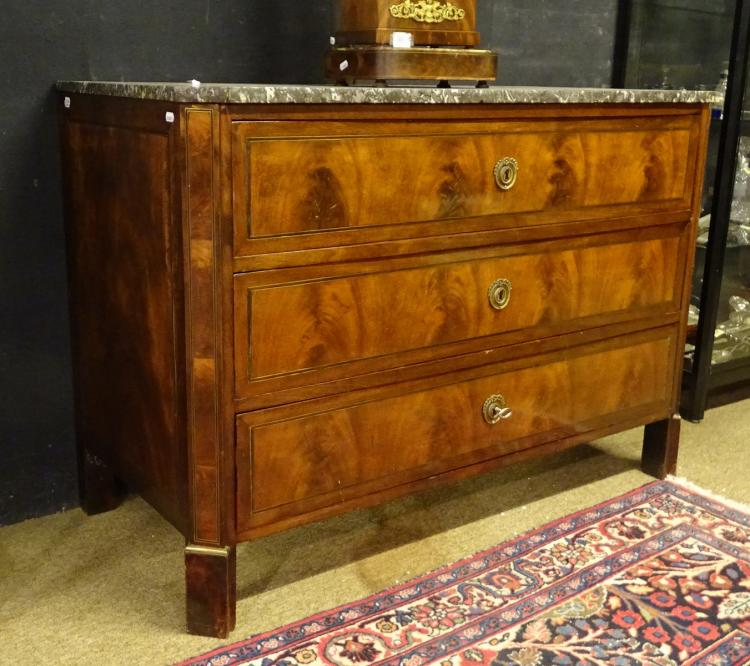 Superb ... Furniture With Lots Of Small Drawers By Furniture Chest Of Drawers  Louis Xvi In Mahogany Late ...