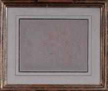 Engraving: Litho colors - Christ aux outrages - signed in the stone ENSOR James