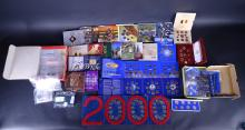 Collection: Lot of FDC Euros including Malta. Benelux + vrac