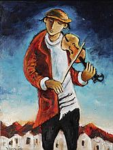 Yosl Bergner, b. 1920