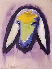 Menashe Kadishman, b. 1932