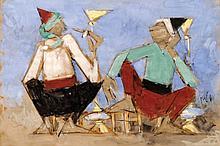 Arie Lubin, 1897-1980