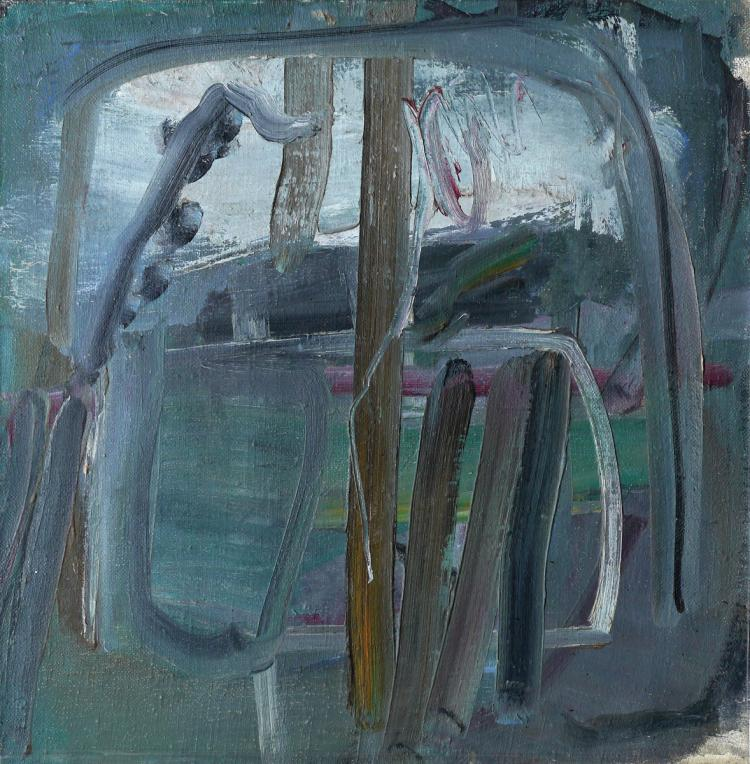 Moshe Kupferman, 1926-2003, Untitled