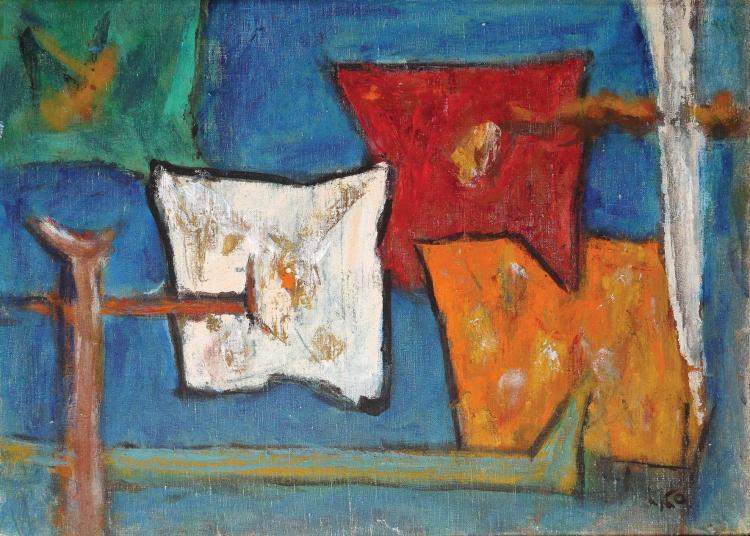 Marcel Janco, 1895-1984, Composition