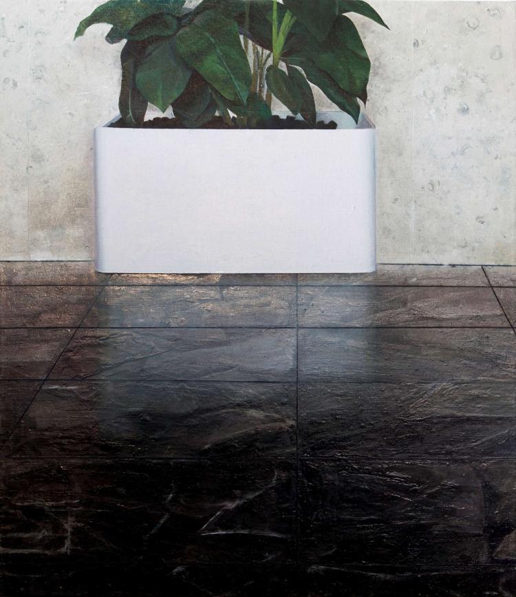 Osnat Yaheli-Sarbagili, b. 1974, Plant, 2016
