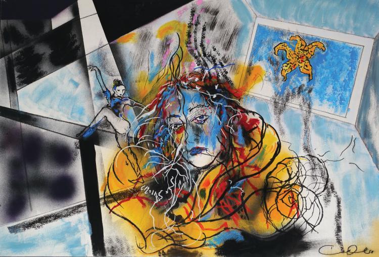 Uri Lifshitz, 1936-2011, Untitled
