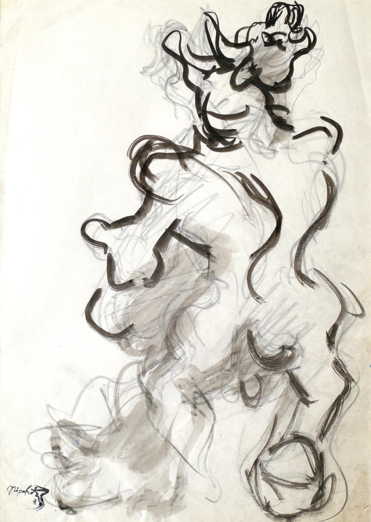 Jacques Lipchitz, 1891-1973, Prometheus