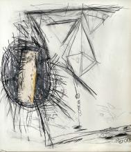 Aviva Uri, 1927-1989, Untitled, 1968