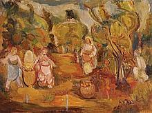 Mordechai Levanon, 1901-1968