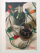 Holiday Cheer, by Thomas Arvid.Artist Signed Limited