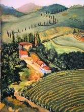 Chianti. By Tony Bennett. Artist signed Limited Edition