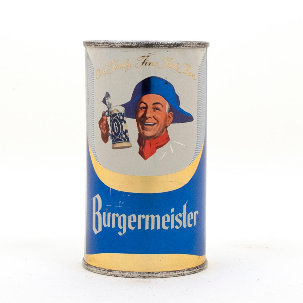 Sold Price Burgermeister Flat Top Beer Can Invalid Date Edt