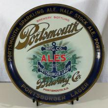 Portsmouth Brewing Ale & Portsburger Lager Anchor Beer Tray New Hampshire