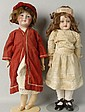 Lot of 2: Child Dolls.