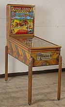 1954 Gottlieb Stage Coach Pinball Machine.