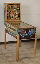 1948 Genco Mardi Gras Pinball Machine.