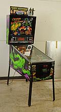 1993 Bally Creatures from Black Lagoon Machine.