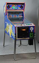 1991 Williams Slugfest Pinball Machine.