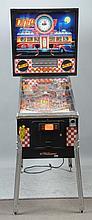 1990 Williams Diner Pinball Machine.