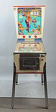 1965 Ice Revue Pinball Machine.