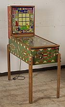 1952 Gottlieb Happy Days Pinball Machine.