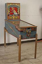 1946 Williams Suspense Pinball Machine.