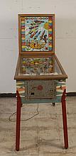 1959 Williams Rocket Pinball Machine.