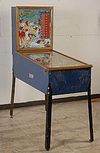 195 Gottlieb Criss Cross Pinball Machine.