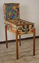 1947 Exhibit Mystery Pinball Machine.