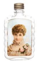 Image Under Glass Flask.
