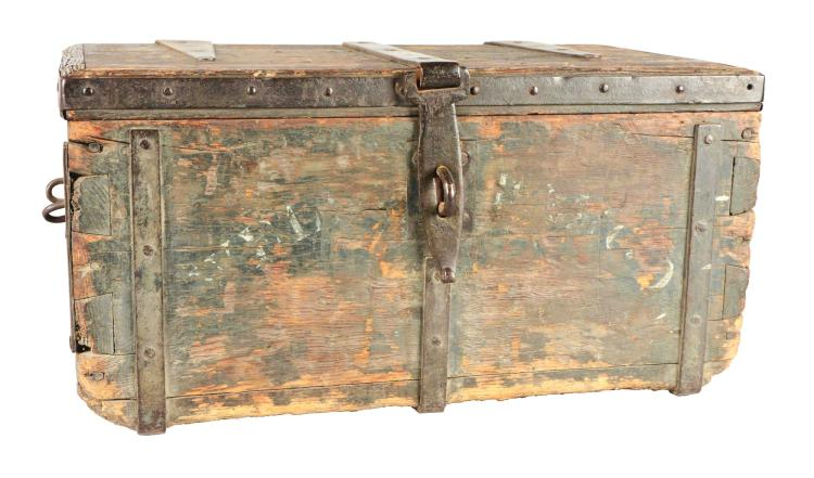 Early Wells Fargo Strong Box