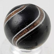 Banded Indian Lutz Marble.