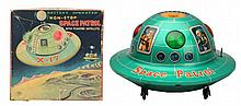 Battery Operated Space Patrol X-17.