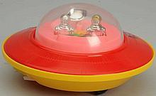 Plastic Battery Op. Spaceship.