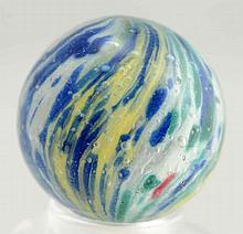 4-Paneled Onionskin Marble.