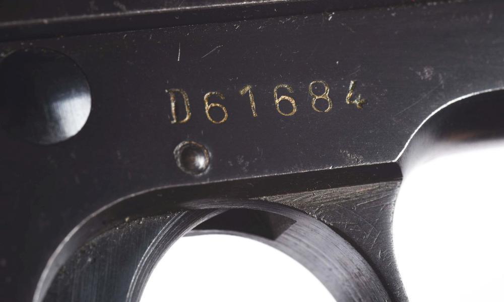 C) Italian Air Force Beretta Model 1934 Semi-Automatic Pist