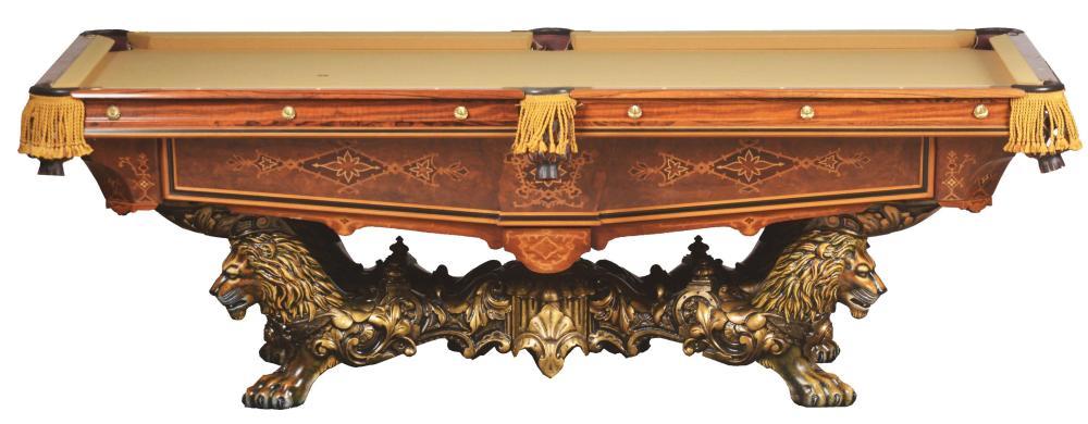 BRUNSWICK MONARCH BILLIARD TABLE