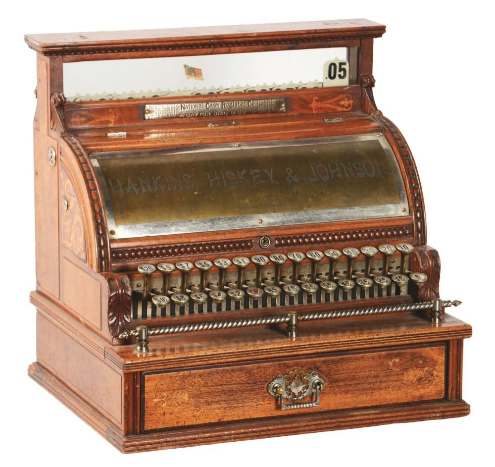 NATIONAL CASH REGISTER CO. MODEL #3.