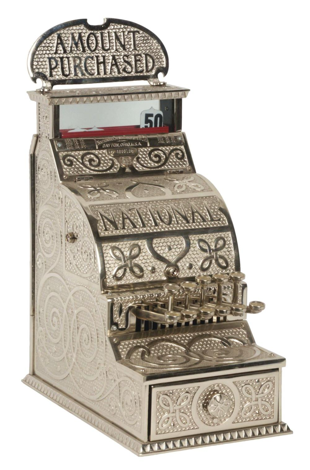 NATIONAL CASH REGISTER CO. MODEL #11.