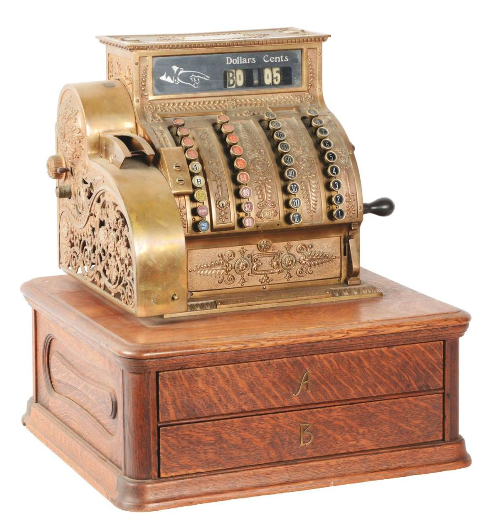 NATIONAL CASH REGISTER CO. MODEL #79.