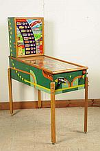 Williams Saratoga Pinball Machine (1948).