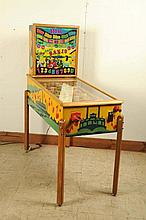 Exhibit Banjo Pinball Machine (1948).