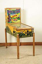 United Nevada Pinball Machine (1947)..
