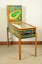 Gottlieb Jockey Club Pinball Machine (1954).