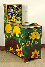 United Tropicana Pinball Machine (1948).