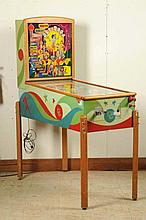 Gottlieb Ali-Baba Pinball Machine (1948).