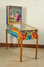 Gottlieb Coronation Pinball Machine (1952).