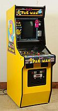 Bally Baby Pac Man Pinball Machine (1980).